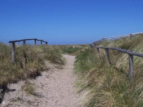 Op loopafstand van duinen en strand