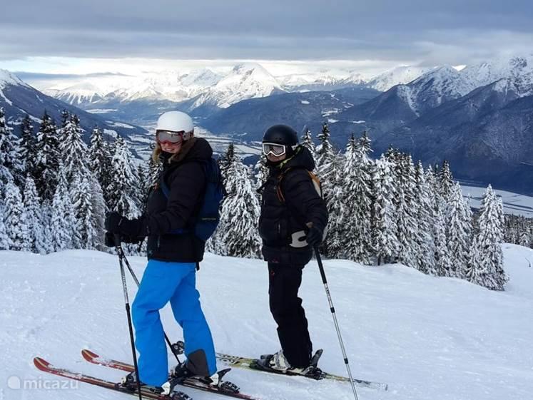 Skien in Mutters