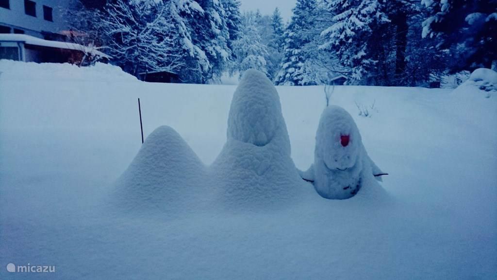 Sneeuwkettingen in de winter niet vergeten!