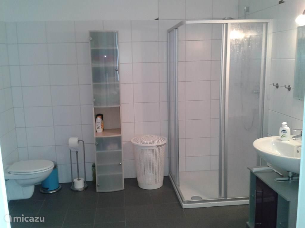 Spacious, new bathroom