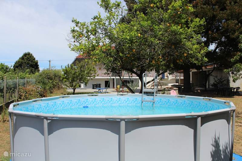 Vakantiehuis Portugal, Costa de Prata, Coimbrão Appartement Fino Seixo