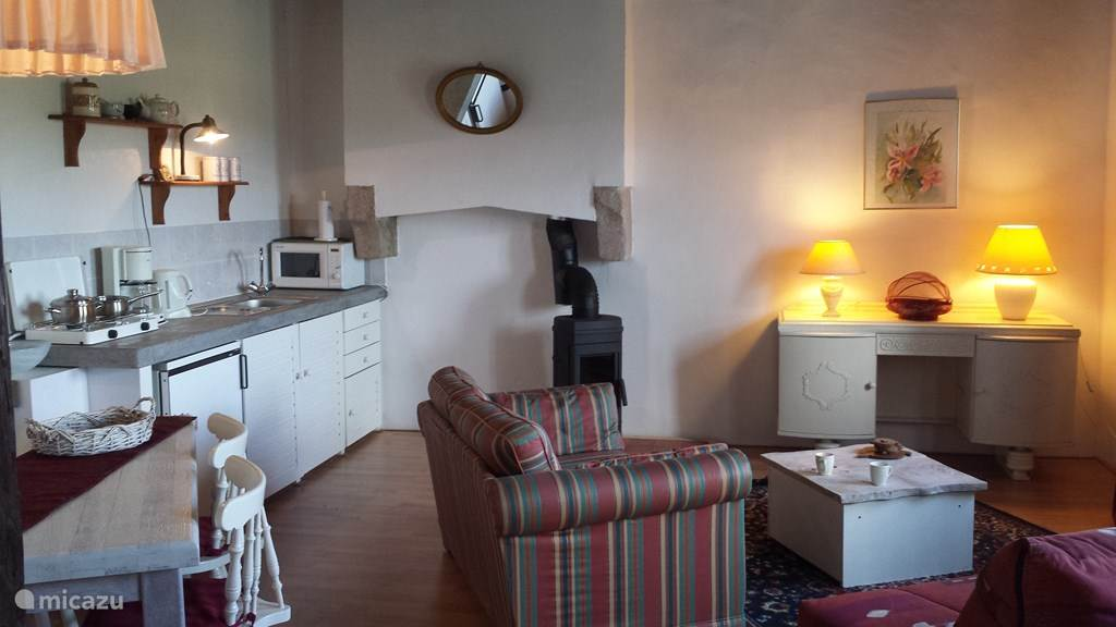 Vakantiehuis Frankrijk, Saône-et-Loire, La Comelle Gîte / Cottage Gîte La Comelle 'Les Sanrats'