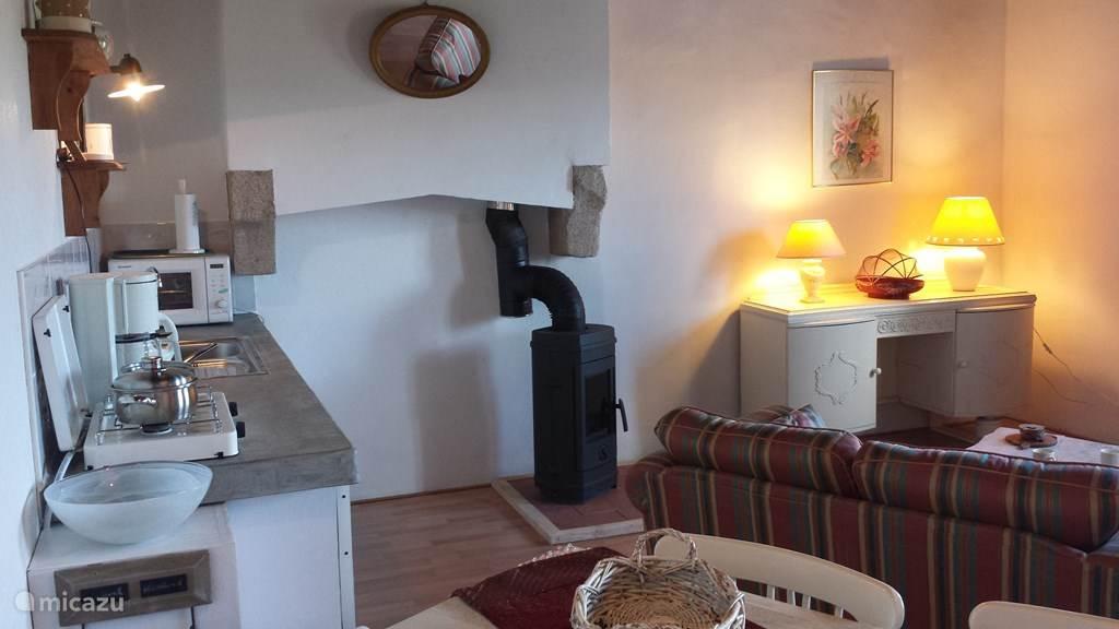 Vakantiehuis Frankrijk, Bourgogne, La Comelle Gîte / Cottage Gîte La Comelle 'Les Sanrats'