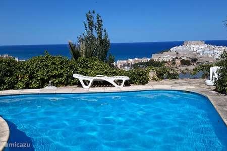 Ferienwohnung Spanien, Costa del Azahar, Peñiscola villa Villa Stella Maris