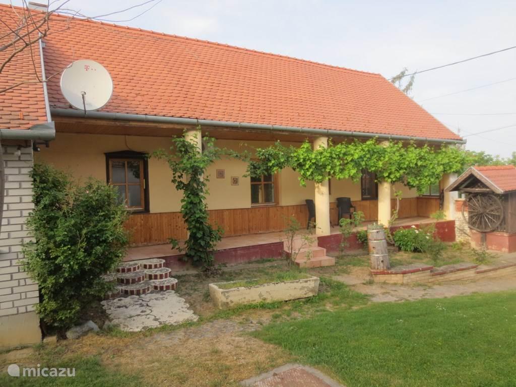 Vakantiehuis Hongarije, Baranya, Lothárd – boerderij Het Hongaarse Huisje