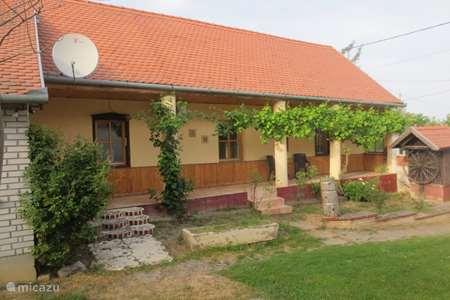 Vakantiehuis Hongarije, Baranya – boerderij Het Hongaarse Huisje