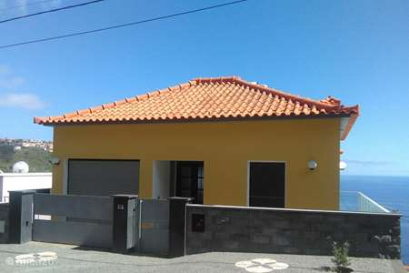Vacation rental Portugal, Madeira, Arco da Calheta villa Villa Arco Vieuw