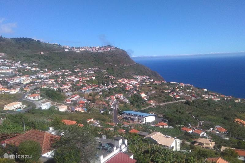 Vakantiehuis Portugal, Madeira, Arco da Calheta Villa Villa Arco Vieuw