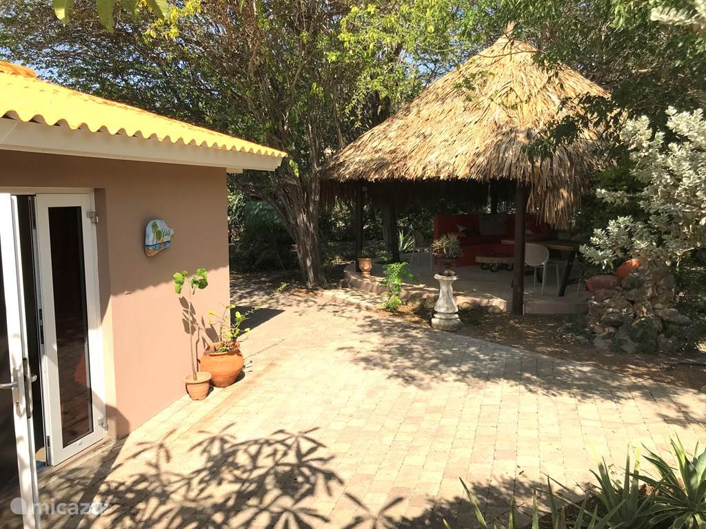 Vacation rental Curaçao, Banda Abou (West), Sint Willibrordus bungalow Pollux