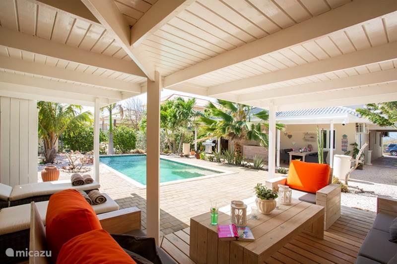 Ferienwohnung Curaçao, Banda Abou (West), Grote Berg Villa Villa Cle - Curaçao