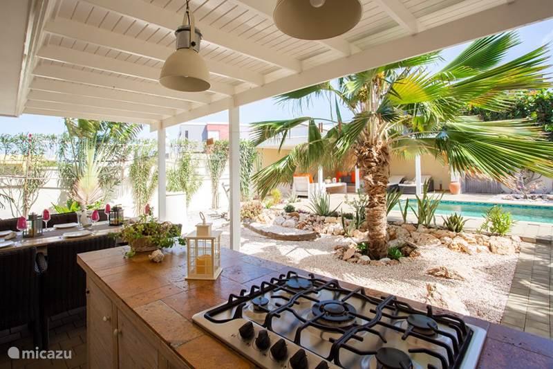 Vacation rental Curaçao, Banda Abou (West), Grote Berg Villa Villa Cle - Curaçao
