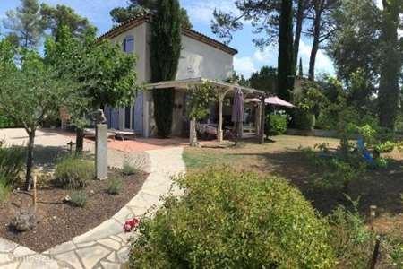 Vakantiehuis Frankrijk, Var, Nans-les-Pins villa Villa PAULINE