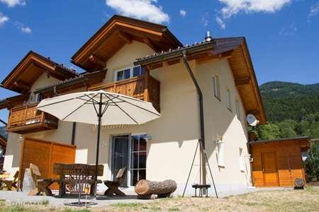 Vacation rental Austria, Carinthia, Kötschach-Mauthen holiday house Haus Fustanuki