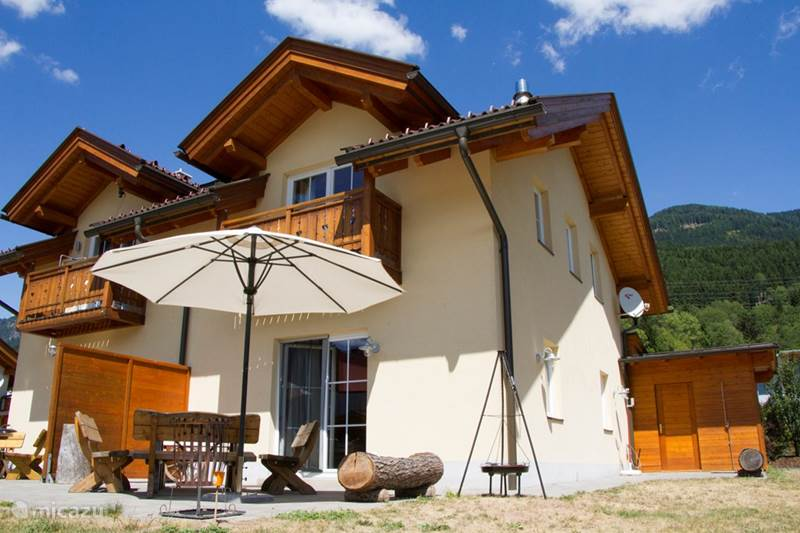 Vacation rental Austria, Carinthia, Kötschach-Mauthen Holiday house Haus Fustanuki