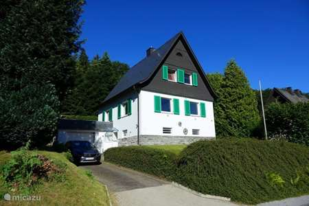 Vacation rental Germany, Sauerland, Brilon-Wald holiday house Holiday home Brilon-Wald (8-10p)