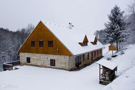 Vakantiehuis Tsjechië, Reuzengebergte, Mostek-Souvrat vakantiehuis Vakantiehuis Na Potok 2