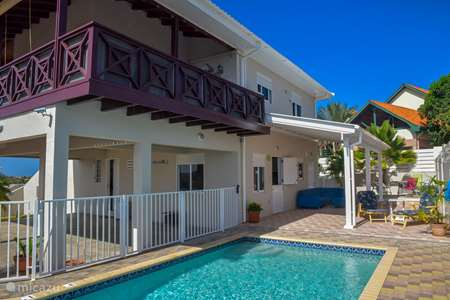 Vacation rental Curaçao, Banda Ariba (East), Cas Grandi villa Villa Vivaldi: Month stay? 20% off
