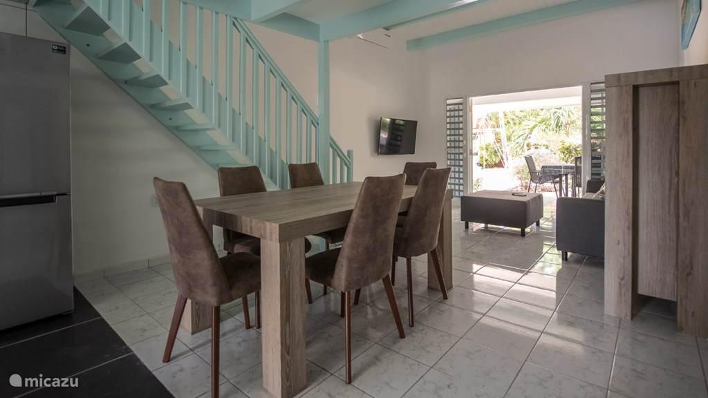 Vakantiehuis Curaçao, Banda Ariba (oost), Seru Coral Appartement Seru Coral Apartment2 evt. met auto