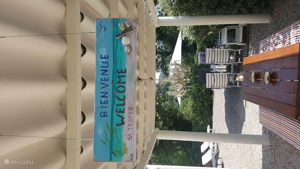 Vakantiehuis Frankrijk, Côte d´Azur, La Garde-Freinet Stacaravan Op weg naar de zon