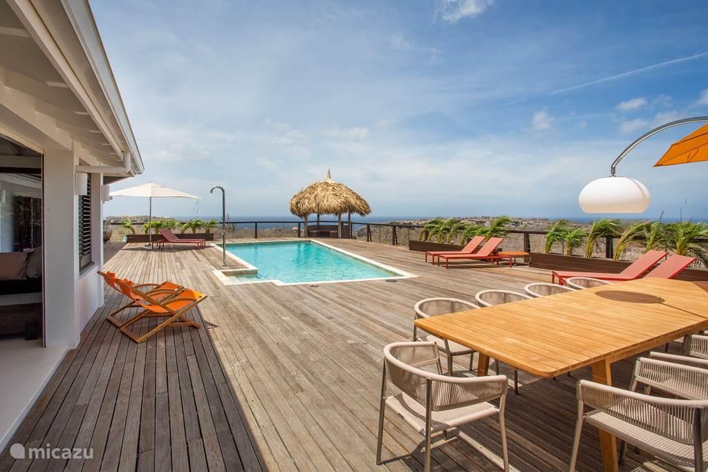 Vacation rental Curaçao, Banda Abou (West), Coral-Estate Rif St.marie Villa Villa Gran Vista