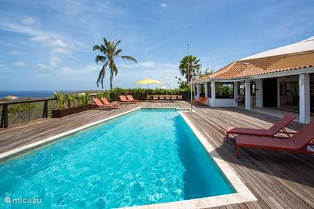 Vacation rental Curaçao, Banda Abou (West), Coral-Estate Rif St.marie villa Villa Gran Vista