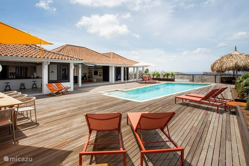Vakantiehuis Curaçao, Banda Abou (west), Coral Estate, Rif St.Marie Villa Villa Gran Vista