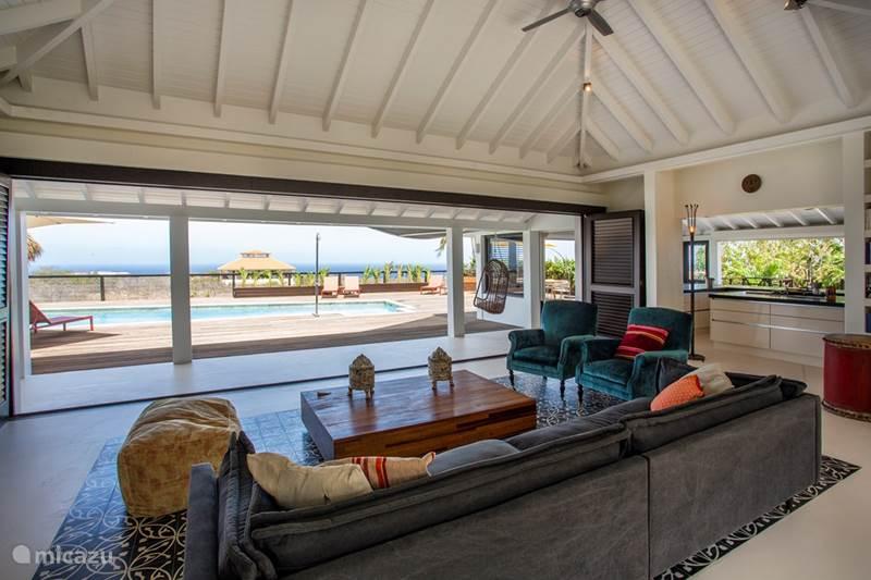 Vacation rental Curaçao, Banda Abou (West), Coral Estate, Rif St.Marie Villa Villa Gran Vista