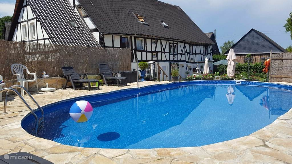 Vakantiehuis Duitsland, Rijnland-Palts, Sabershausen - Hünsruck Appartement Steenenhoeve appartement 1