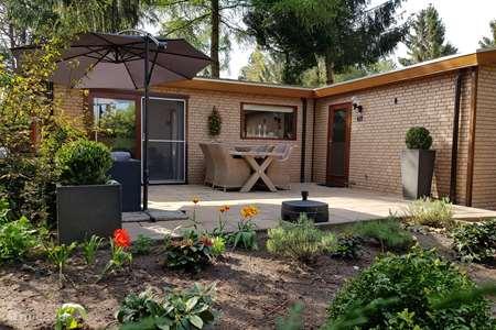 Vakantiehuis Nederland, Gelderland, Putten chalet Reewold  mooi Veluwe