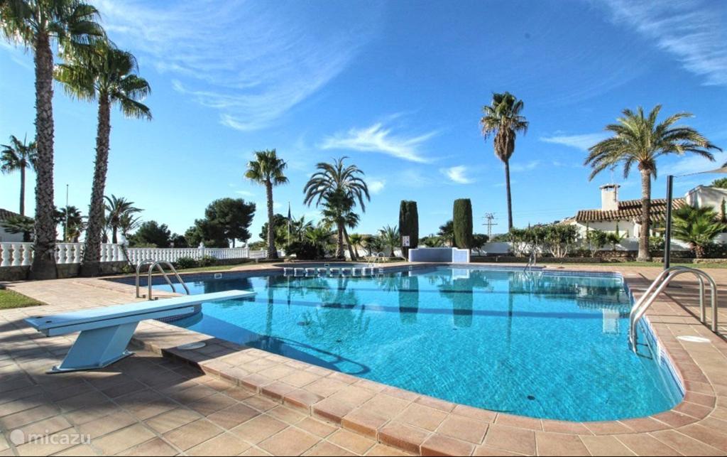 Vakantiehuis Spanje, Costa Blanca, Moraira appartement Casa Justo - Las Fuentes