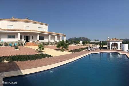 Ferienwohnung Spanien, Costa Blanca, Salinas appartement Finca La Sonrisa, Almendra