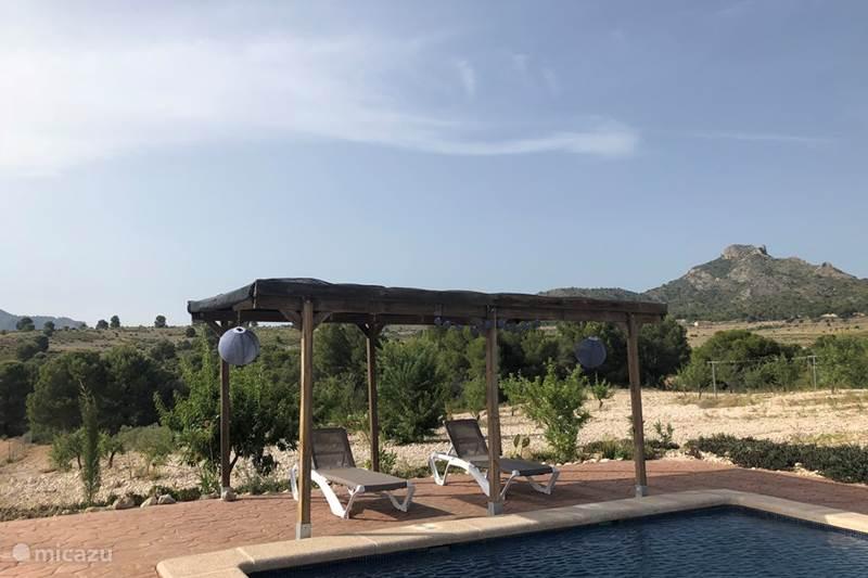 Vakantiehuis Spanje, Costa Blanca, Salinas Appartement Finca la sonrisa, Olivera