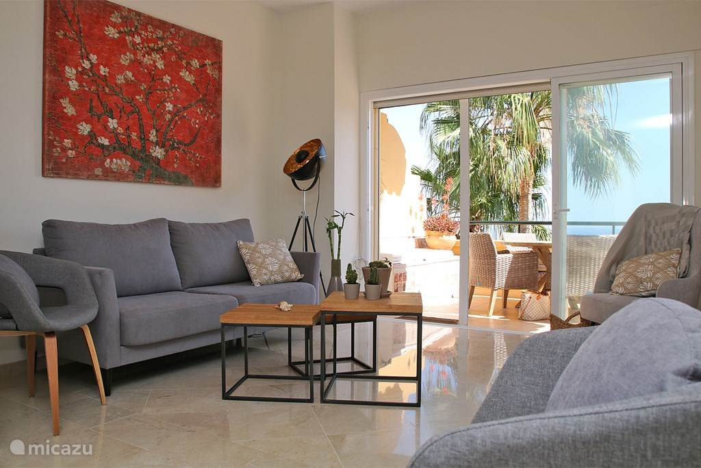 Vakantiehuis Spanje, Costa del Sol, Marbella Elviria appartement Elviria Hills Marbella