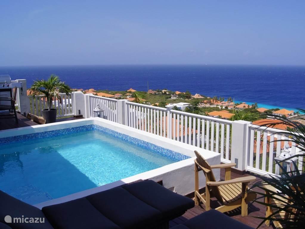Vakantiehuis Curaçao, Banda Abou (west), Coral Estate, Rif St.Marie villa Coral Estate 648