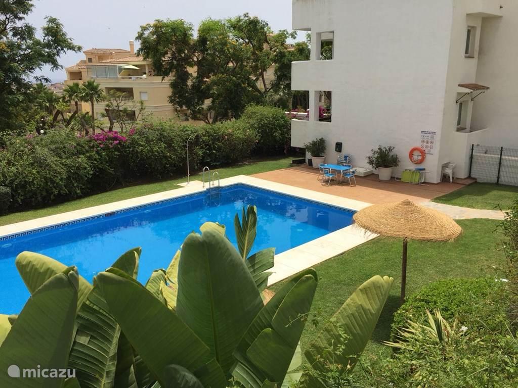 Vakantiehuis Spanje, Costa del Sol, Benalmádena appartement Appartement Golf Atalaya
