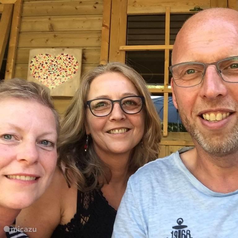 Berteld, Christel en Jacqueline Verschuur