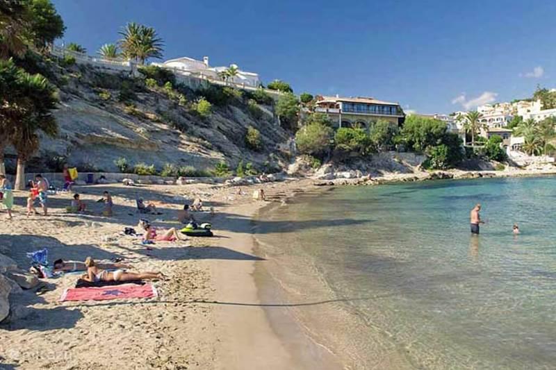 Vakantiehuis Spanje, Costa Blanca, Calpe Appartement Modern appartement Calpé: topper!