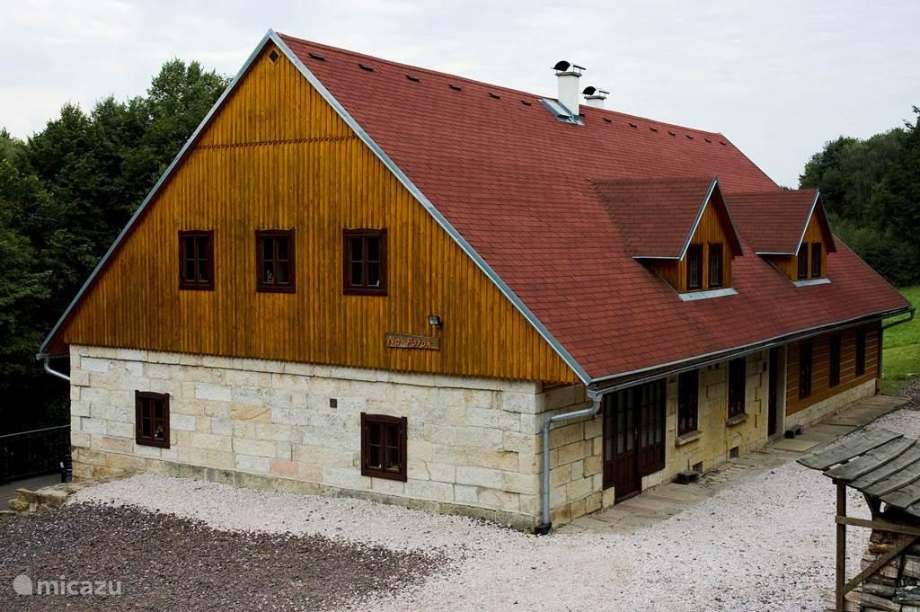 Ferienwohnung Tschechien, Riesengebirge, Mostek-Souvrat ferienhaus Ferienhaus Na Potok 1