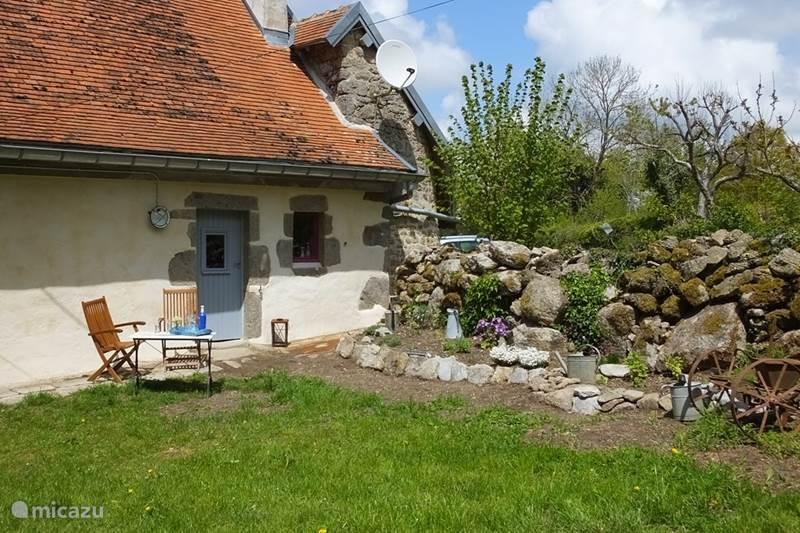 Vakantiehuis Frankrijk, Creuse, Nouhant Gîte / Cottage Gite 'Four au Pain'