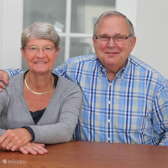 Mineke & Peter Schute