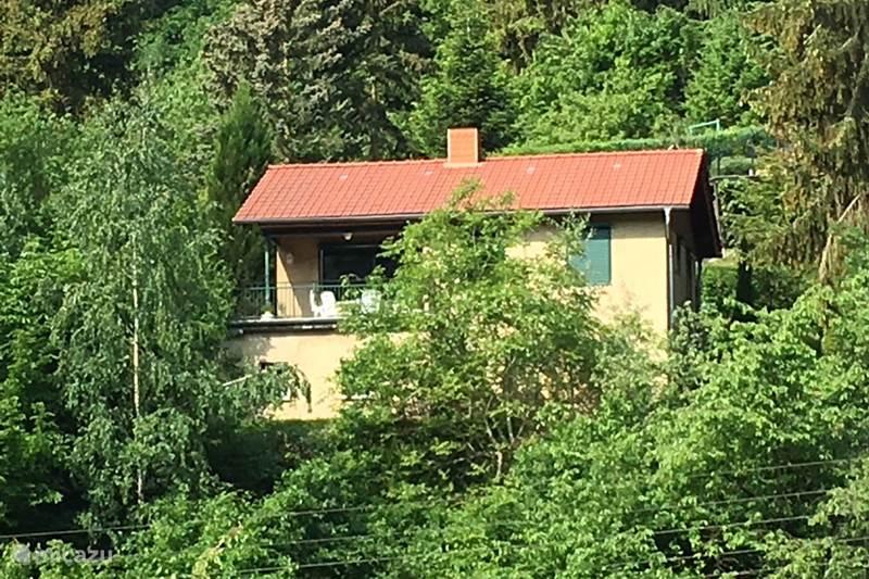 Ferienwohnung Deutschland, Harz, Südharz Bungalow Ferienhaus Breitungen