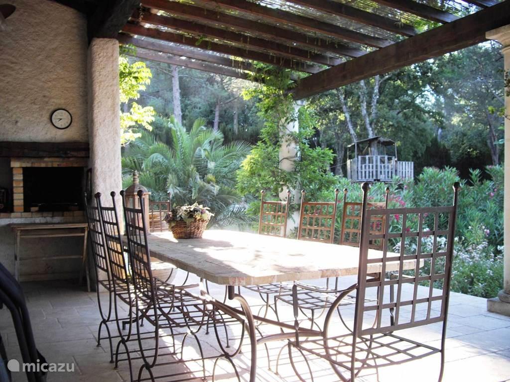 Vacation rental France, Provence, Bagnols-en-Forêt Villa Villa Lou Jas