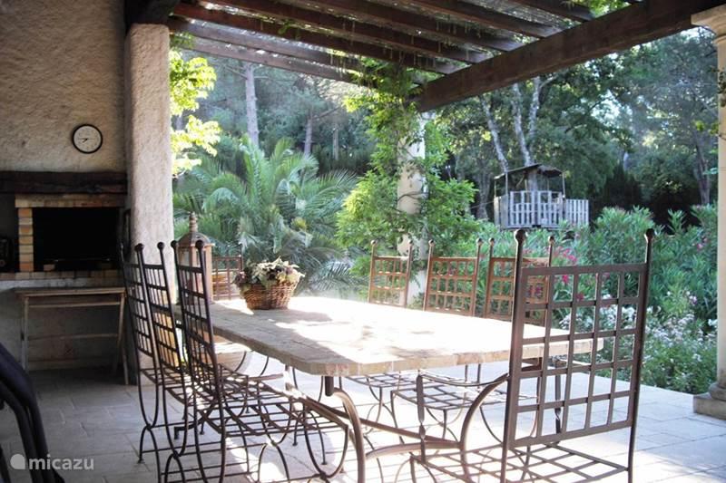 Vakantiehuis Frankrijk, Var, Bagnols-en-Forêt Villa Villa Lou Jas