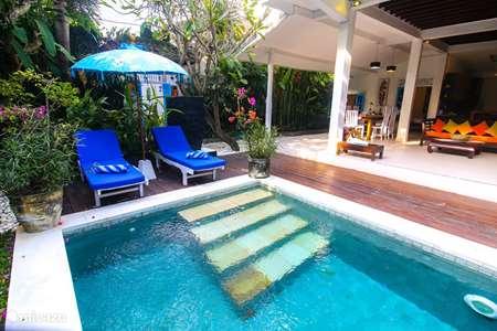 Vakantiehuis Indonesië, Bali, Seminyak - villa Villa Dahlia