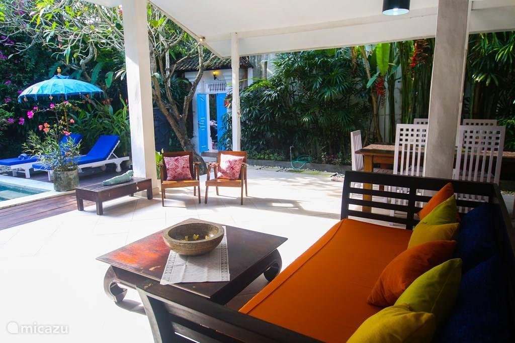 Vakantiehuis Indonesië, Bali, Seminyak Villa Villa Dahlia