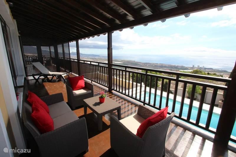 Vakantiehuis Spanje, Tenerife, Adeje Villa Finca Villa Amagante