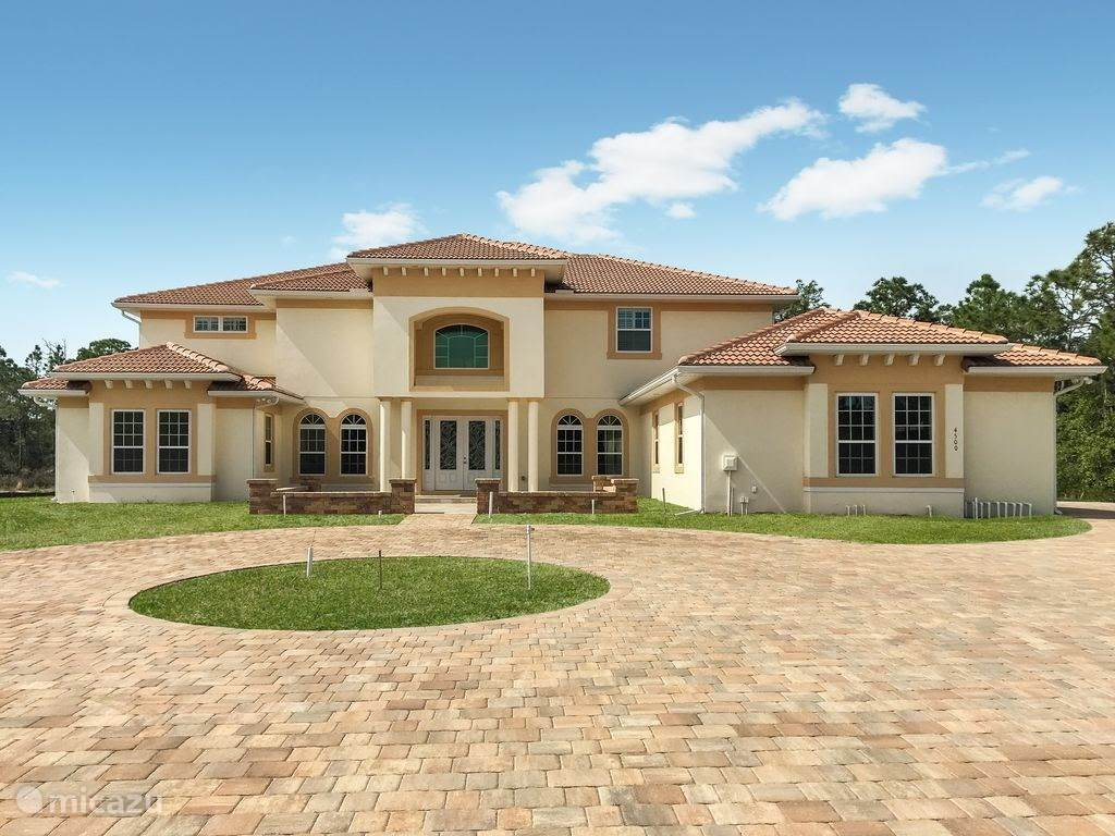 Vacation rental United States – villa The Florida Mansion