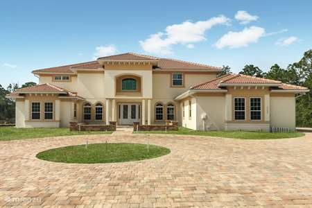 Vakantiehuis Verenigde Staten, Florida, Orlando villa The Florida Mansion