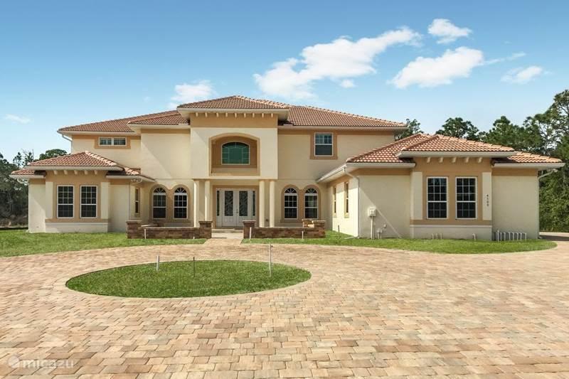Ferienwohnung USA, Florida, Orlando Villa Die Florida Mansion
