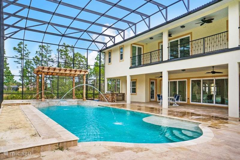 Vakantiehuis Verenigde Staten, Florida, Orlando Villa The Florida Mansion